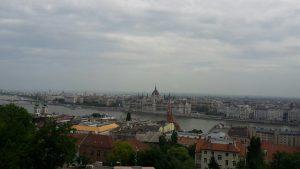 Budapest maj 2018